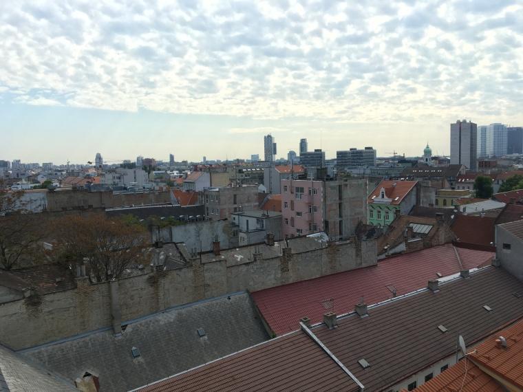 Ein kleiner Vorgeschmack auf die Stadt Bratislava.